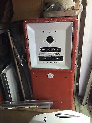 1950's Bowser Siamese vintage gas pump, Phillips 66  | eBay