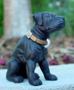 Benson The Rottweiler Miniature 1 24 1 18 G Scale Ebay