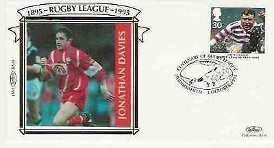 Jonathan Davies Neath Widnes Llanelli wales Benham GB Rugby League FDC par Benham wales 269efc