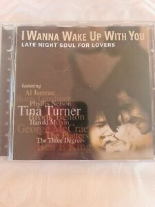 Various Artists I Wanna Wake Up With You Late Night Soul For Lovers Cd Ebay