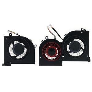 Details about NEW CPU&GPU Cooling Fan For MSI GS65 GS65VR MS-16Q2  16Q2-CPU-CW 16Q2-GPU-CW
