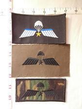 FREE DUTCH ARMY PRINCESS PRINSES IRENE CLOTH PATCH WW2 PATTERN NETHERLANDS