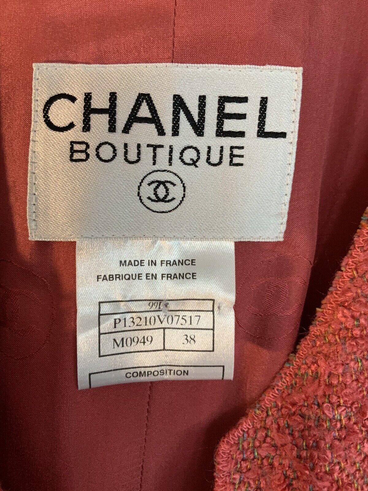 Authentic Chanel jacket - image 4