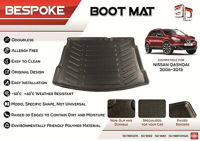 2006 To Present Volkswagen Fox New Carpet Fully Tailored Car Boot Mat Liner