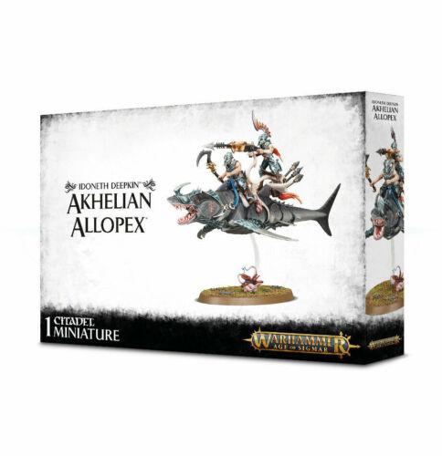 Idoneth Deepkin Akhelian Allopex Games Workshop Warhammer Age of Sigmar Box Set