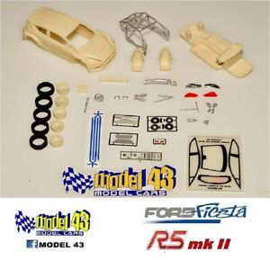 Ford Fiesta R5 KIT MONTAGGIO