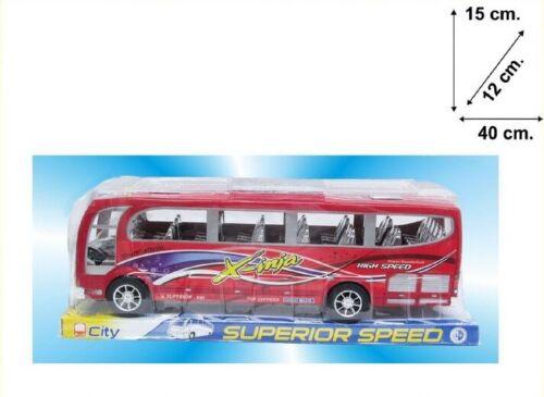 Superior Speed Super Autobus Giocattolo Gioco Bambini sar