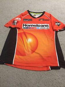 Majestic-Perth-Scorchers-Jersey-Size-Kids-Youth-14-BBL-Cricket-Big-Bash-League