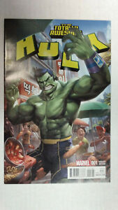 TOTALLY-AWESOME-HULK-1-1st-Printing-Variant-Cover-1-25-2016-Marvel-Comics