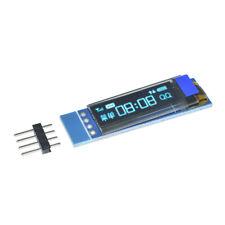 0.91 Inch White//Blue OLED LCD Display IIC Interface 128x32 SSD1306 AHS