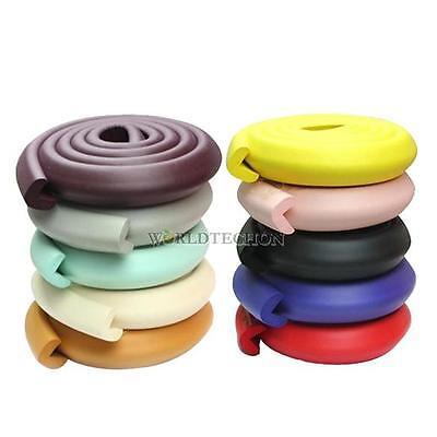 Baby Safe Security Cushion Protector Desk Table Protective Strip Anti-crash Soft