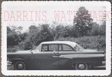 Vintage Car Photo 1956 Ford Customline Automobile 731728