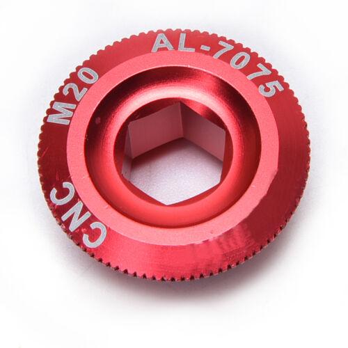 Mounta Bike Bicycle Parts Crank Arm Screws Crankset Arm Bolt CNC Tools Kits SP
