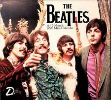 The Beatles 2012 Mini Calendar