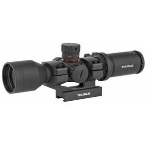 Truglo-TG8539TL-Rifle-Scope-3-9X42-30mm-Tactical-Illuminated-Reticle-1-Base