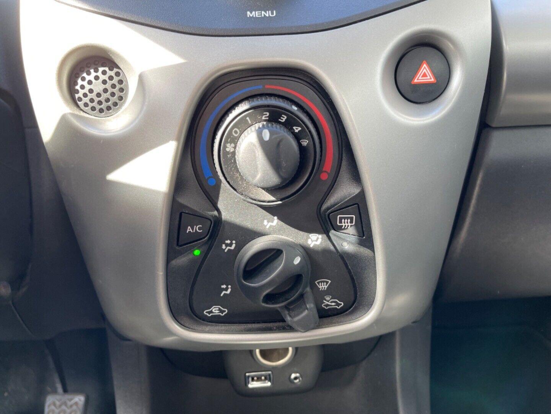 Toyota Aygo 1,0 VVT-i x - billede 14