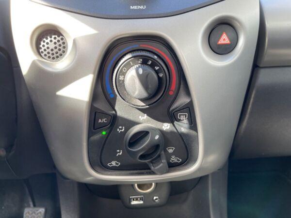 Toyota Aygo 1,0 VVT-i x billede 14