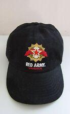 Red Army Vodka Logo Baseball Cap Adjustable Unisex Snap Back Trucker Cap