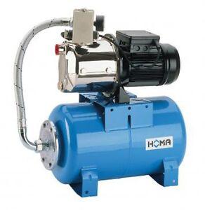 Hauswasserwerk Homa HWE 71 5 bar 4200 l/h Gartenpumpe