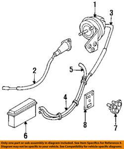image is loading chrysler-oem-cruise-control-system-vacuum-hose-4104272