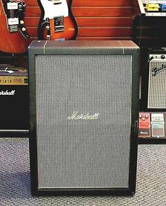 2020-Marshall-SV212-Studio-Vintage-140-watt-2x12-034-Vertical-Cabinet-NO-RESERVE