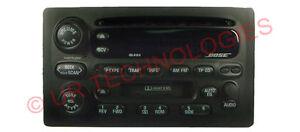 GENERAL-MOTORS-PN-15058227-OEM-FACTORY-AM-FM-CASSETTE-C