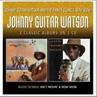"Johnny Guitar Watson and the Family Clone/Bow Wow by Johnny ""Guitar"" Watson (CD, Aug-2013, Cherry Red)"