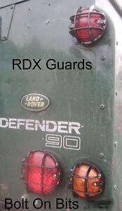 RDX-REAR-light-GUARDs-LandRover-Defender-2002-to-2012