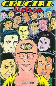 Crucial Fiction! # 3 (julian Lawrence) (États-unis, 1992)-afficher Le Titre D'origine
