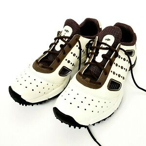 Details about Adidas Climacool Adiprene Women's 8 Golf Shoes White Green 737781 Pre-Owned