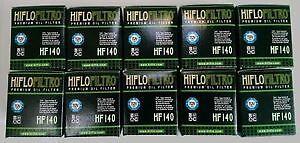 HIFLO-Filtros-De-Aceite-HF140-X-10-Pack-Yamaha-YZF-450-2014-2015-2016