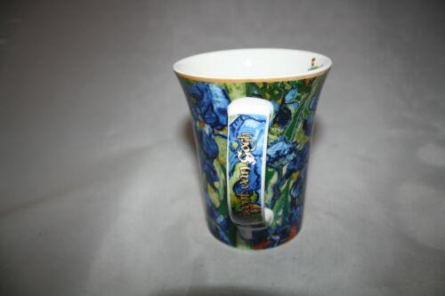 Vincent van Gogh Cafe Schwertlilien  Becher Tasse Geschenkkarton 0,3L Irises