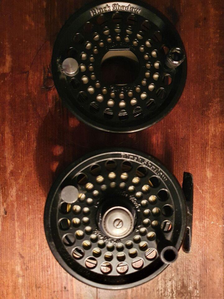 Fluehjul, Black shadow 7/10 grilse