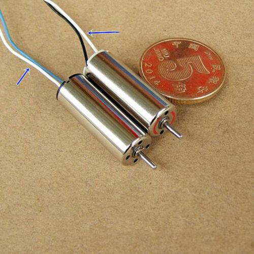 8.5mm*23mm Mini Coreless Motor DC 3.7V 4.2V 40000RPM High Speed Strong Magnetic