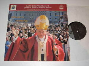 LP-Papst-Johannes-Paul-II-Angelus-Domini-in-deutsch-53542
