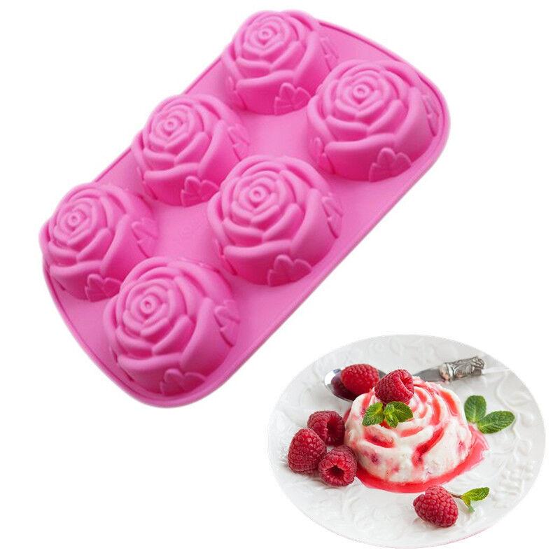 6 Rose Flower