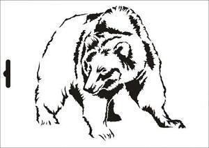 Wallstencil stencil T-shirt W-632 Rabbid ~ UMR Design