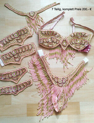 Bella PDF GESCHÄFTSAUFLÖSUNG SAMMLUNG Orientalische Kostüme Bauchtanzkostüm
