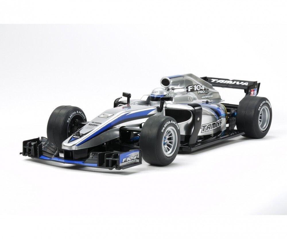 Tamiya 300058652 - 1 10 Rc F104 Pro Ii Chassis Kit - Neu