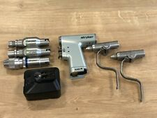 Stryker Cd4 Cordless Driver With Multiple Attachments 4405 235 4100 133 4405 213