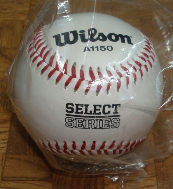 d0edfa66b Wilson Baseballs 9