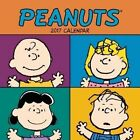 Peanuts Official Square Wall Calendar 2017 Charlie Brown Snoopy