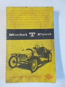 Model-T-Ford-in-Speed-and-Sport-book-by-Dan-R-Post-1956