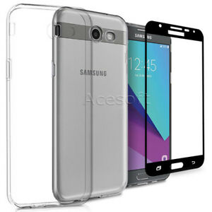 Details About Dustproof Soft Tpu Case Screen Protector For Samsung Galaxy J7 Prime J727t Phone