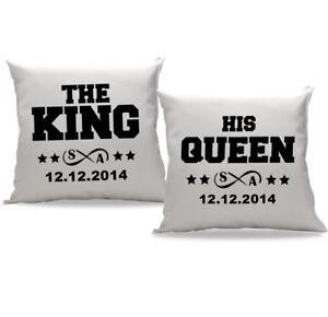 King-Queen-Partner-Kissen-mit-Wunschdatum-und-initialen-im-Set-als-Geschenkidee