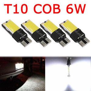 4x-T10-COB-6W-W5W-194-168-LED-Canbus-Error-Free-Side-Wedge-Light-Lamp-Bulb-SALE