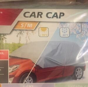 Ultimate Speed Car Cover Cap Winter Protection S M Car Snow Ice