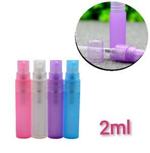 Mini-Parfuemflasche-Leere-2ml-Parfuem-Spruehflasche-kleine-Spruehdose-zum-Auffuellen