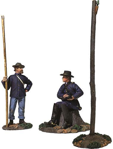 Action- & Spielfiguren Britains Bürgerkrieg Union 31281 U.S.Telegraph Set #1 MIB