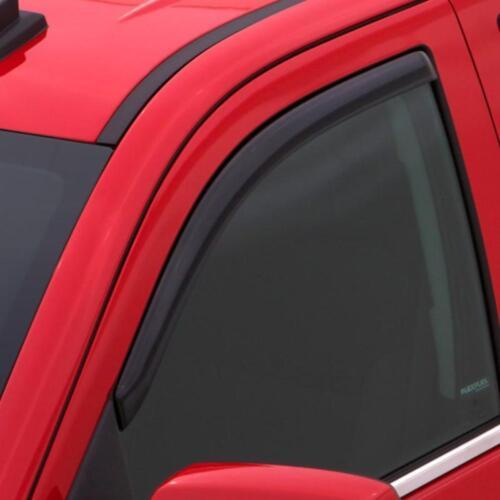 Smoke AVS for 97-06 Jeep Wrangler Ventvisor In-Channel Window Deflectors 2pc